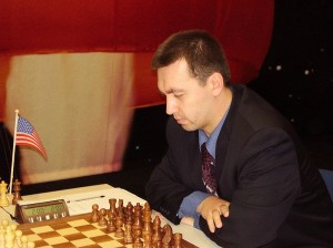 Kamsky(2741) Adams(2726) {World Open}