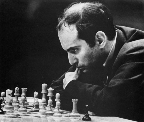 Mikhail Tal / The Magician from Riga