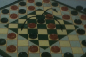 Kings Court {The Original Game of SuperCheckers}