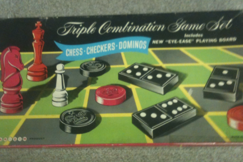 Triple Combination Game Set