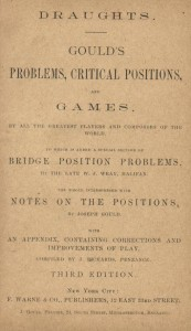 Goulds Book of Problems (3rd Edition)