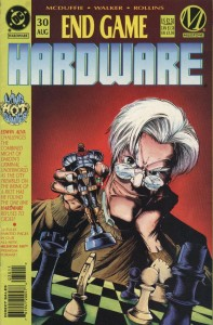 HARDWARE [DC COMICS]