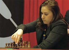 Judit Polgar / Greek Team Championships 2012