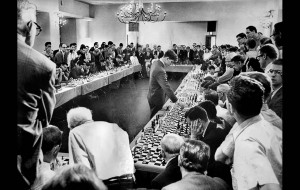 Fischer Simul in Hollywood