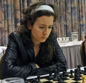 Womens World Championship Knockout 2012 / Rnd 3