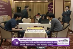 Go Finals World Mind Games 2012