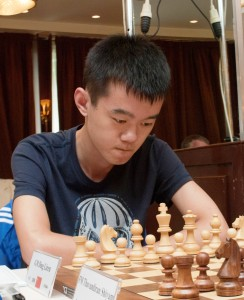 Alekhine Memorial Super Tournament 2013 / Rnd 1