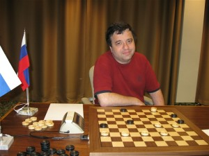 World Title Match Draughts (RD 3)