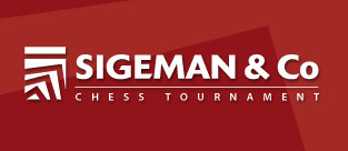 The 21st annual Sigeman Chess & Co Tournament