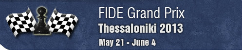 Thessaloniki  FIDE Grand Prix