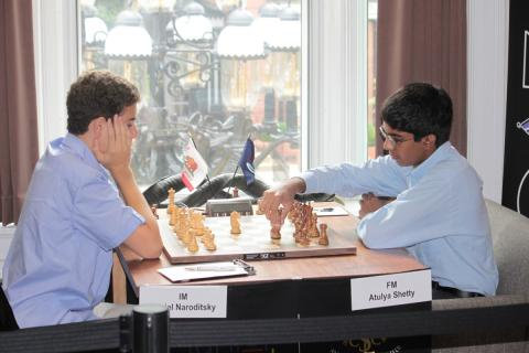 2013 U.S. Junior Closed Championship/Rd4