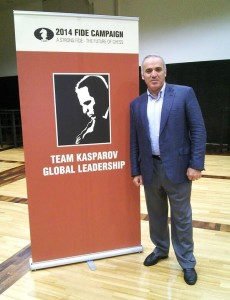 Kasparov for President